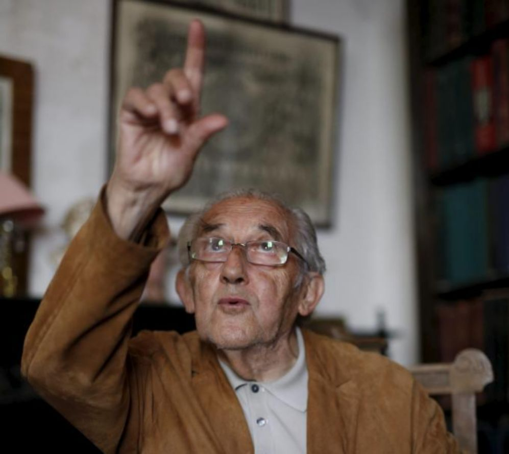 Gustavo Bueno 2014